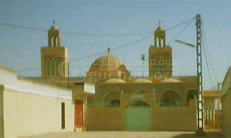 المسجد العتيق - مدينة قمار