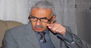 الأستاذ الصحفي الطاهر بن عيشة - مدينة قمار