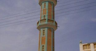مسجد الفتح - مدينة قمار