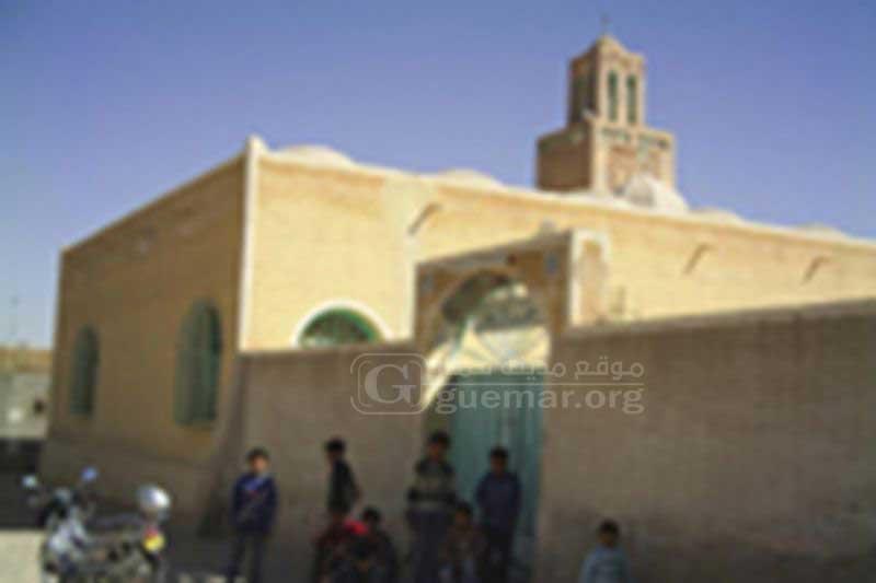 مسجد بيت الشريعة - مدينة قمار
