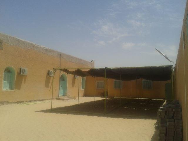 مسجد الأمير عبد القادر - مدينة قمار