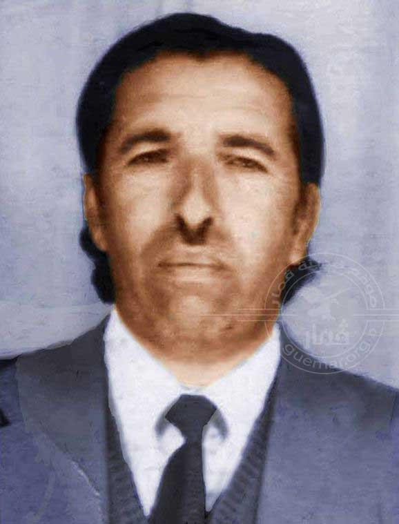 الأستاذ سعداني عبد العزيز