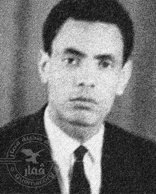 الأستاذ طالبي عبد الحميد