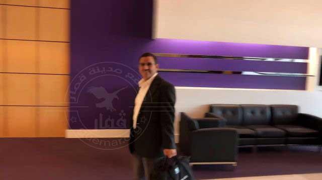 الدكتور أحمد الشنة - مدينة قمار