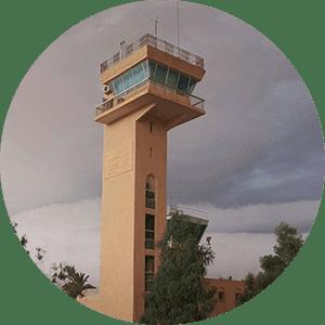 وصول 300 مواطن جزائري عالق بالمملكة العربية السعودية بمطار قمار