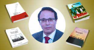 الأستاذ إبراهيم بن عيشة من أعلام مدينة قمار