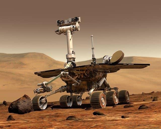 احتمالية الحياة على كوكب المريخ